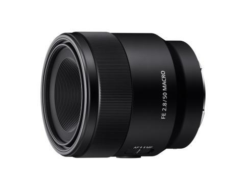 Sony lansează obiectivul macro Full-Frame F2.8 de 50mm