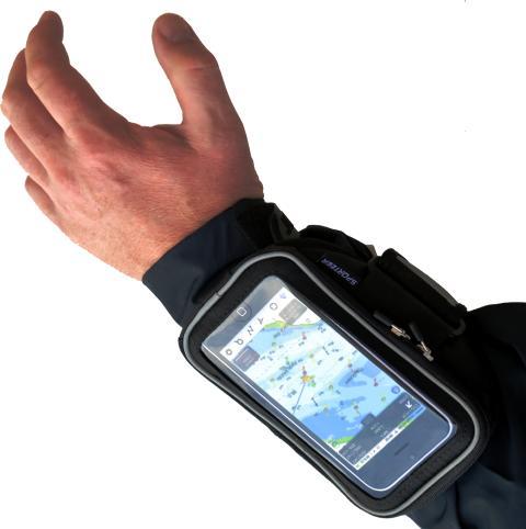 AquaWear Wrist Case
