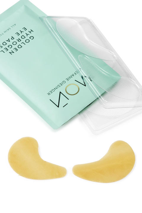 MOЙ Golden Hydrogel Eye Pads