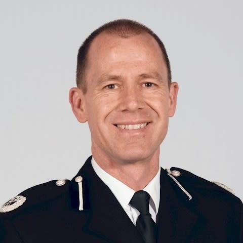 Commander Richard Smith