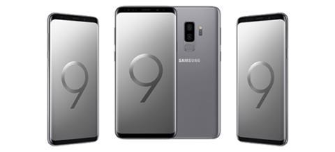 Samsung lanserer Galaxy S9+ i ny farge, og legger til nye og større lagringsmuligheter