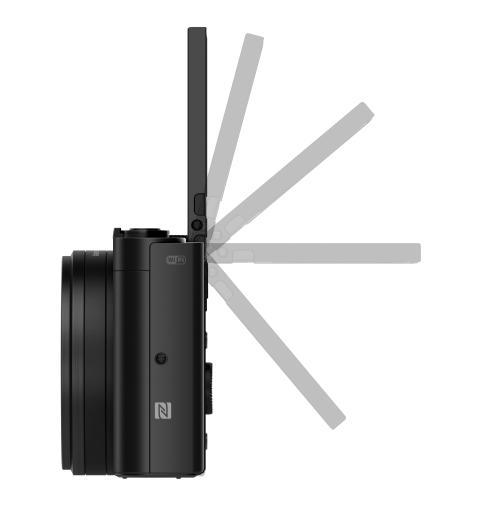 DSC-WX500 von Sony_schwarz_08