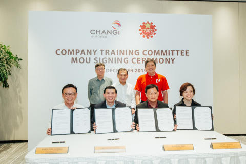 Changi Airport Group to upskill employees for digital transformation