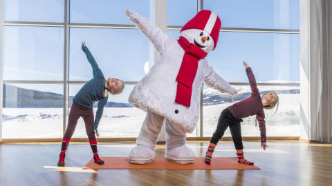 SkiStars framgångsrika barnkoncept flyttar in på Holiday Club i Åre
