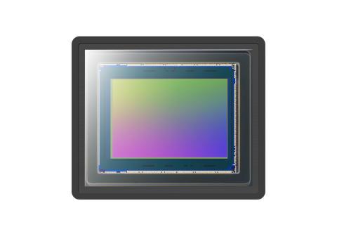CMOS RX image sensor