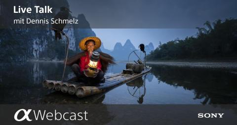 Sony Pro Photographer Live Talks - Dennis Schmelz