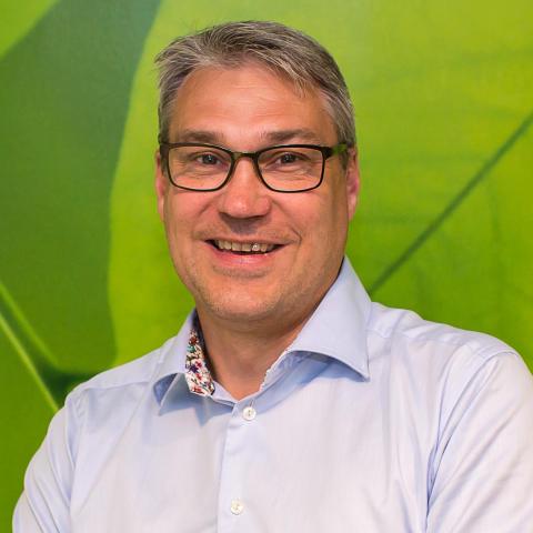 Patrik Wigelius, etableringschef på Lärande i Sverige