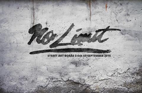 No Limit utökas genom samarbete med gatufestivalen DSVGD