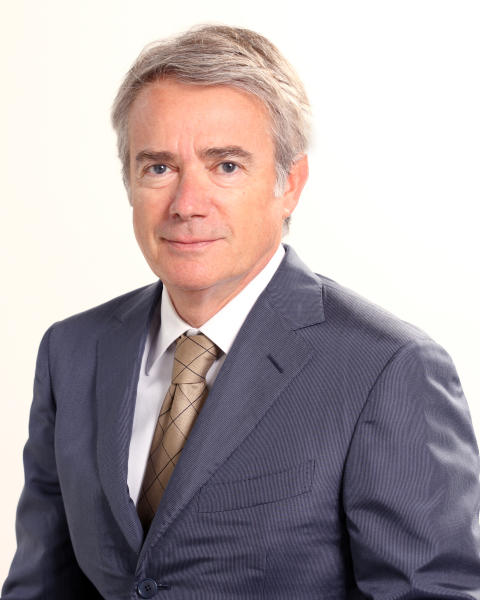 Christoph Hess – Panalpina Chief Legal Officer and Coroporate Secretary