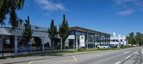 Hedin Automotive har overtatt driften av SeeAll gruppens to BMW-forhandlere i Sveits