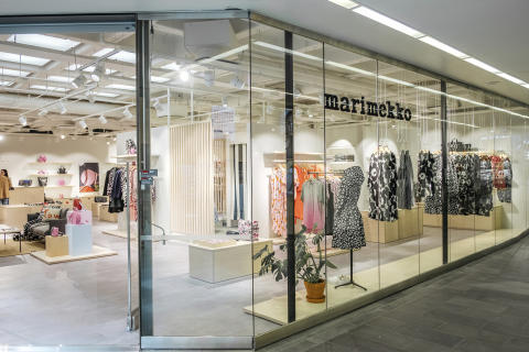 DSV signs new partnership agreement with Marimekko Finland