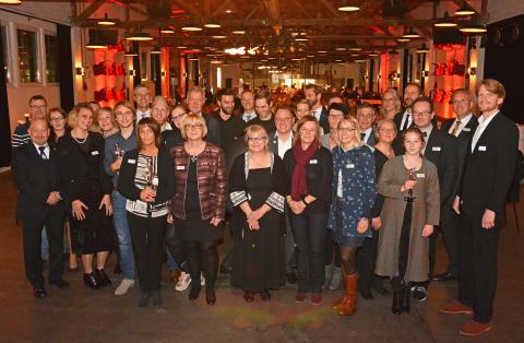 """Sieger des Service Awards """"Fiete"""" 2017"""