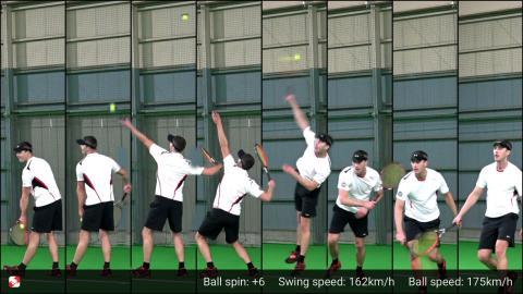 Smart Tennis Sensor_App von Sony_09