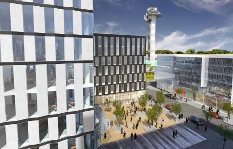 700 lediga jobb att söka på mässa i flygplatsstaden Airport City Stockholm
