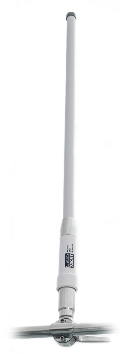 WL450: Le Système Wifi de Digital Yacht Profitez d'internet à bord à moindre coût.