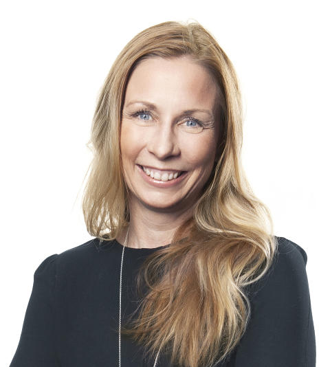 Pernilla Bonde, vd HSB Riksförbund