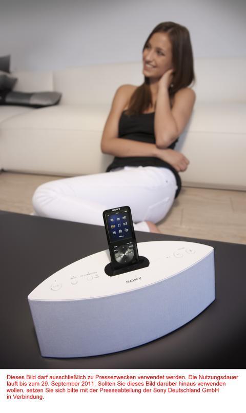 Walkman NWZ-S750 von Sony_10