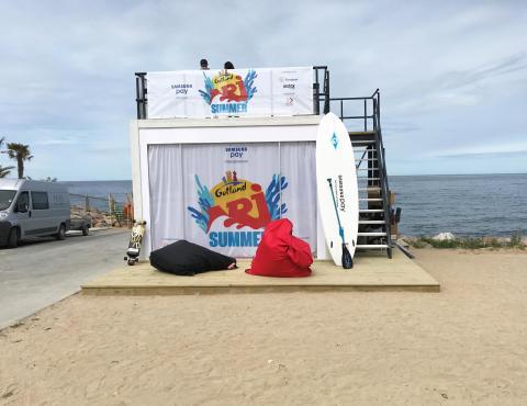 NRJ sänder från Gotland hela sommaren
