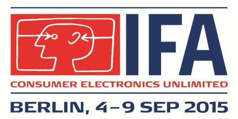Пресс-конференция компании Sony в рамках IFA 2015