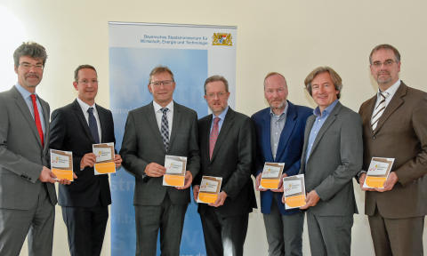 Energie- und Klimaschutzmanagement für bayerische Kommunen