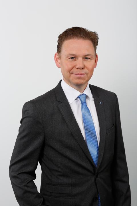 Torsten Utecht, Finanzvorstand Zurich Gruppe Deutschland