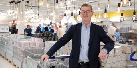 Rekordförsäljning och rekordbonus för Gekås Ullared