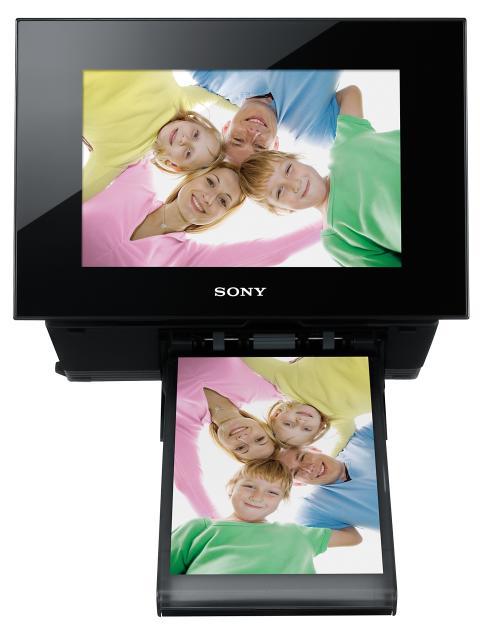 S-Frame DPP-F800 von Sony_Schwarz_06