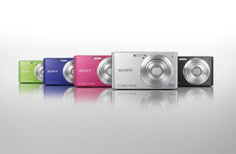 Cyber-shot DSC-W610 von Sony_Gruppe_01