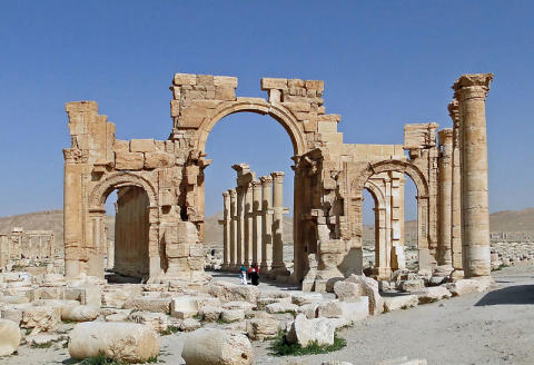 Swedish digital project preserves cultural heritage in Syria and other places