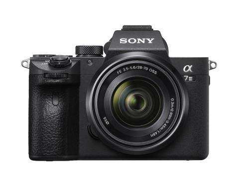 """Sony amplía la gama de cámaras de """"fotograma completo sin espejo"""" con la nueva a7 III, que reúne las últimas tecnologías de imagen en un diseño compacto"""