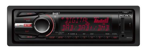 Autoradio CDX-DAB700U von Sony_01