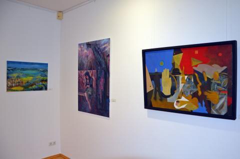 Kultur und Kulinarik: Galerie-Abend zur 89. Ausstellung im Galerie Hotel Leipziger Hof