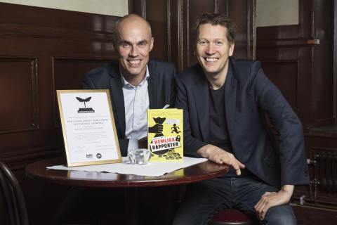 Vinnare av Barnradions bokpris 2016
