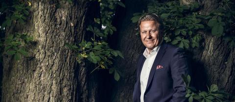 Fabian Bengtsson omvald till ordförande för Företagarna