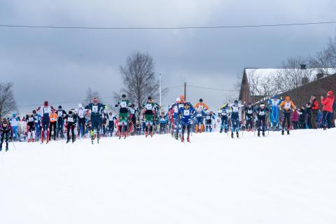 Et vellykket Trysil Skimaraton
