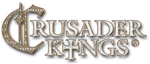 Crusader Kings logo