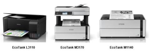 Epson EcoTank voted as most reliable over other ink tank brands