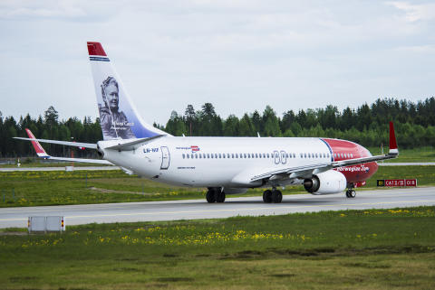Norwegians LN-NIF