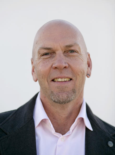 Jan Nilsson, affärsansvarig Logistik & Transport