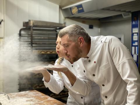 Bäcker-Aufbau-Rente: optimale Branchenlösung