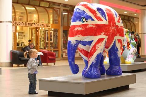 Elephant Parade national tour
