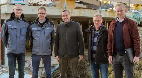 Mieterstrom-Modelle auf dem Vormarsch – Kunden profitieren bei Energieservice Westfalen Weser von niedrigen Strompreisen und vermeiden CO2-Ausstoß