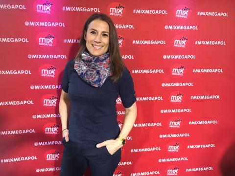 Jill Johnson är ny programledare på Mix Megapol