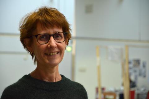 Kristina Fridh ny professor i inredningsarkitektur