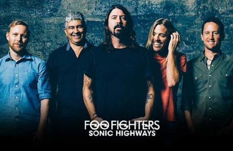 Sony e i Foo Fighters insieme per promuovere l'audio Hi-Res a livello globale