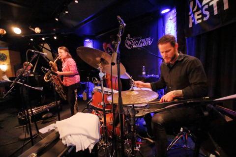 Shannon Mowdays LILA, Oslo Jazzfestival