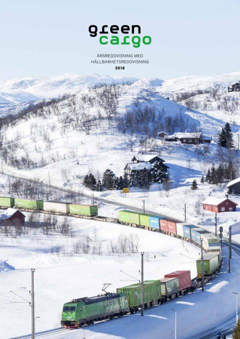 Green Cargo Års- och hållbarhetsredovisning 2018