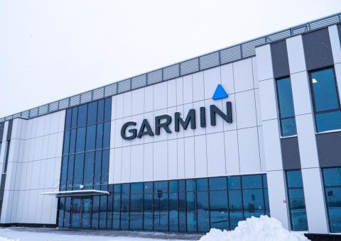 Garmin eröffnet Produktionsstätte in Breslau, Polen