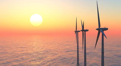 En milepel i offshore vindkraft