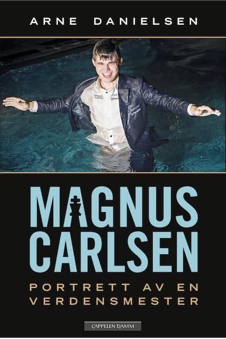 Omslag Magnus Carlsen